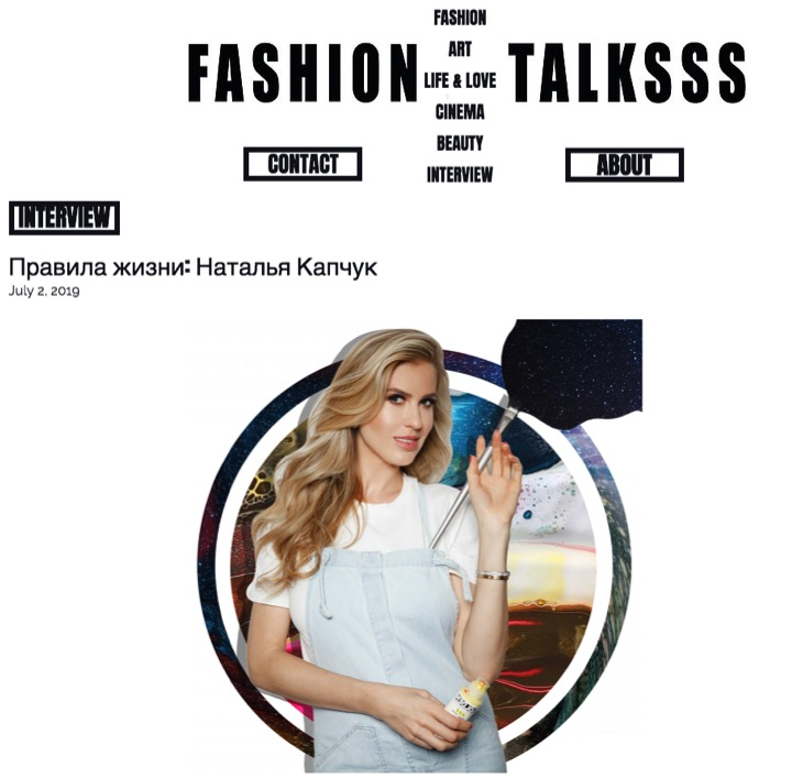 Fashiontalkss, 2019