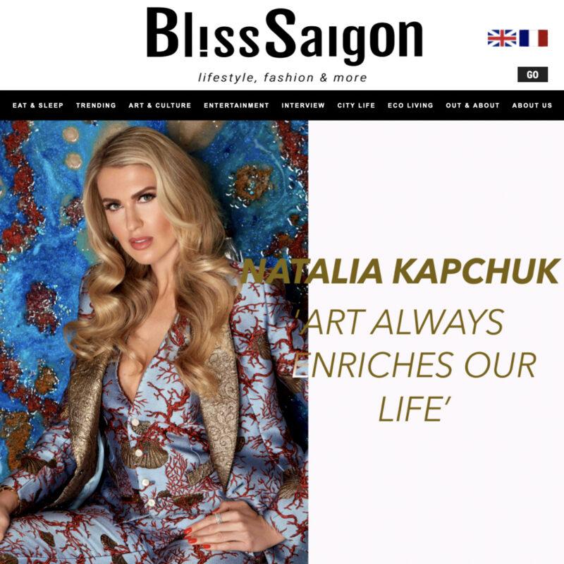 Bliss Saigon (ENG)